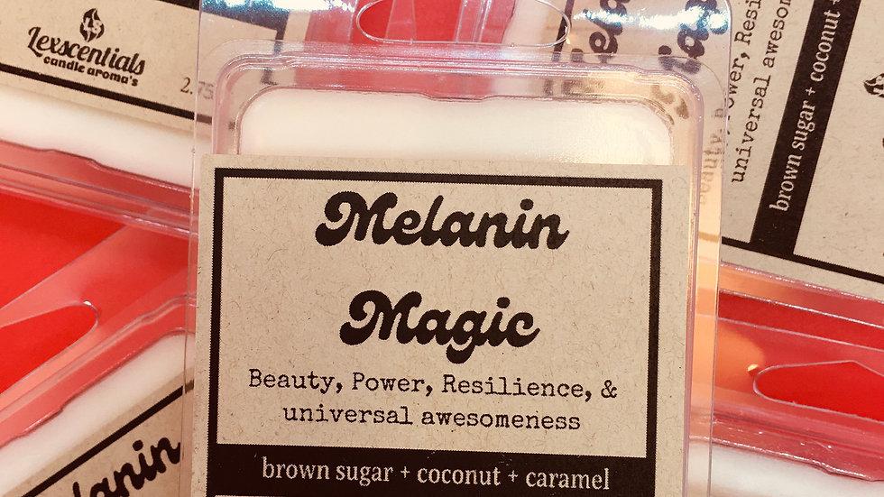Melanin Magic wax melt