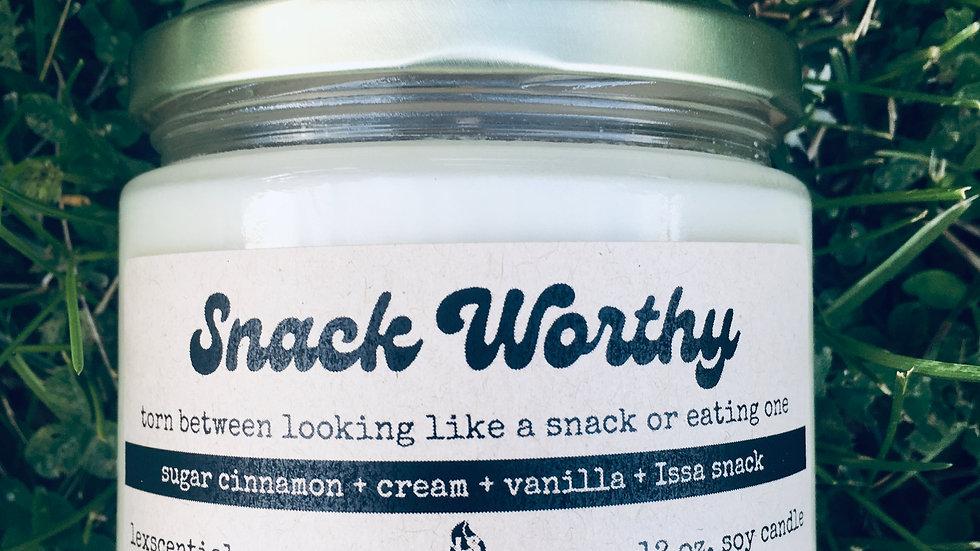 Snack worthy