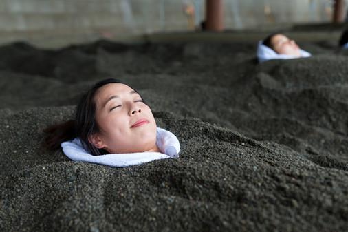 Sand Baths 砂風呂