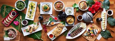 Japanese Cuisine 日本料理