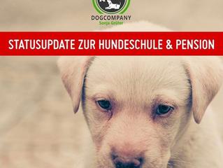 Hundeschule vom 01.11.-30.11. geschlossen
