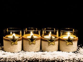 Wir wünschen Euch einen schönen und besinnlichen 4. Advent