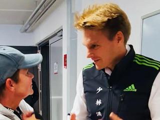 Sonja Grüter im Gespräch mit Marc Gassert