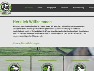 Die neue #SitzPlatzSteh Webseite ist online!