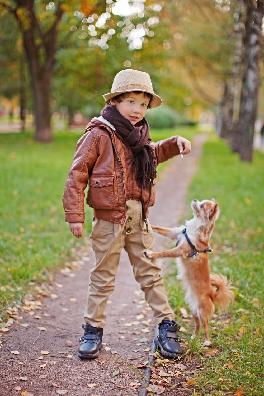 Hund-Kind-Kurs