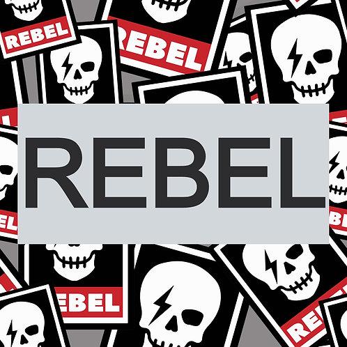 REBEL HAREM SHORTS