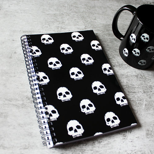 DEAD OF NIGHT A5 NOTEBOOK