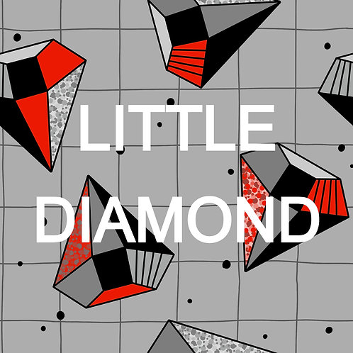LITTLE DIAMOND CYCLE SHORTS