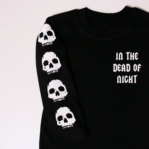 IN THE DEAD OF NIGHT LONG SLEEVE