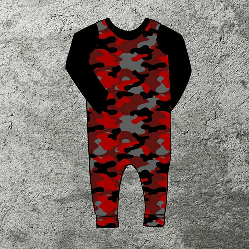 ROGUE PULL ON ROMPER