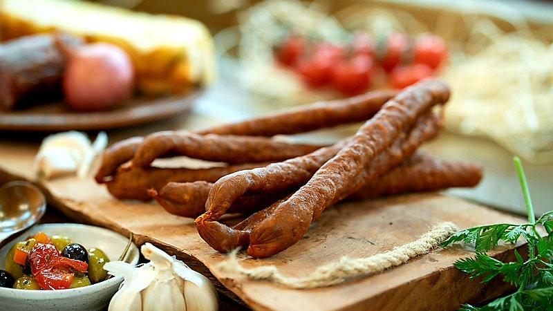 Cabanossi extra dried