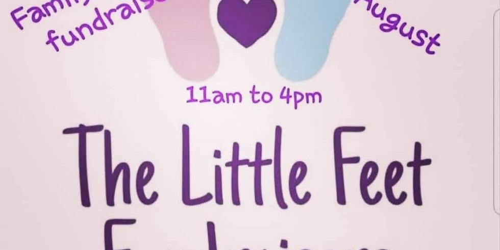 The Little Feet Fundraisers