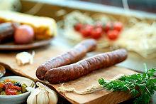 Venison and Hungarian smoked paprika sau