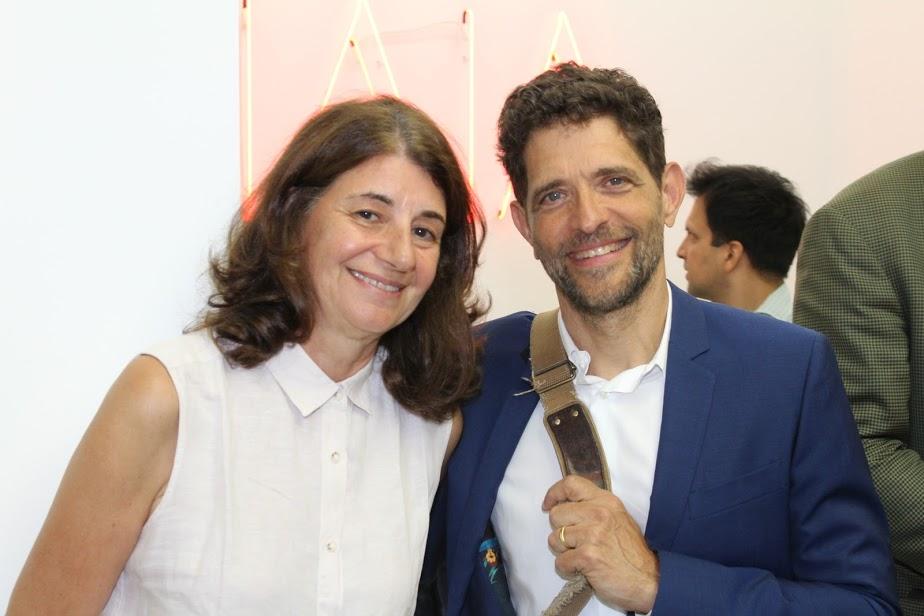 Brad Gooch & Karen Marta