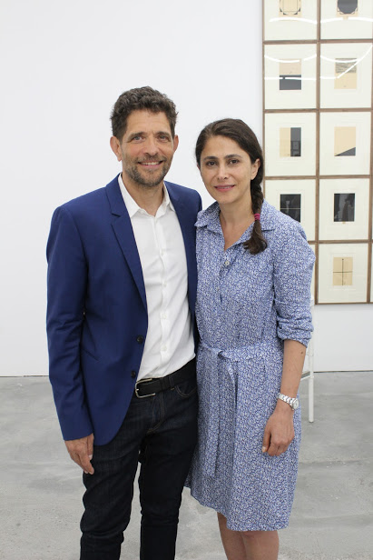 Brad Gooch and Maryam Mortaz