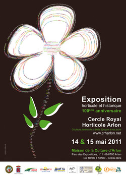 Cercle Horticole poster