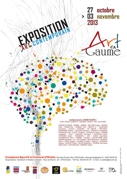 Art en Gaume 2013 poster