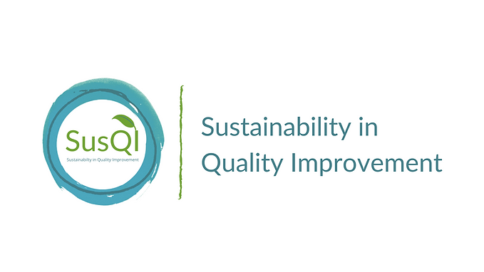 Sustainability in Quality Improvement lo
