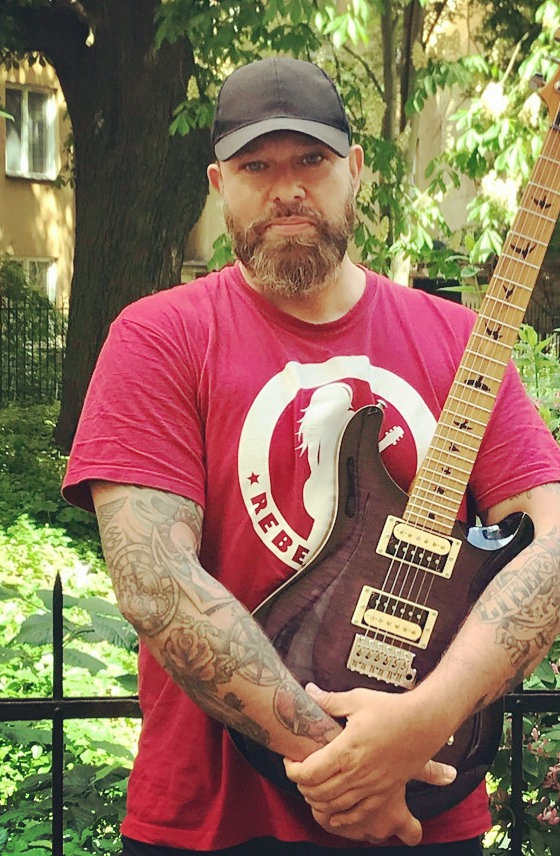John Arthur Lewis Guitar