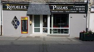 Royales Pizzas Guémené