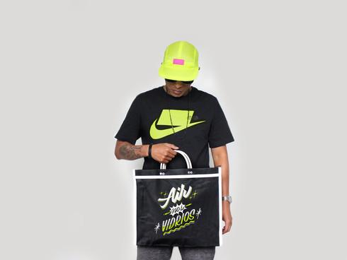 Letrería X Nike