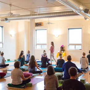 Should I Take a Yoga Teacher Training?