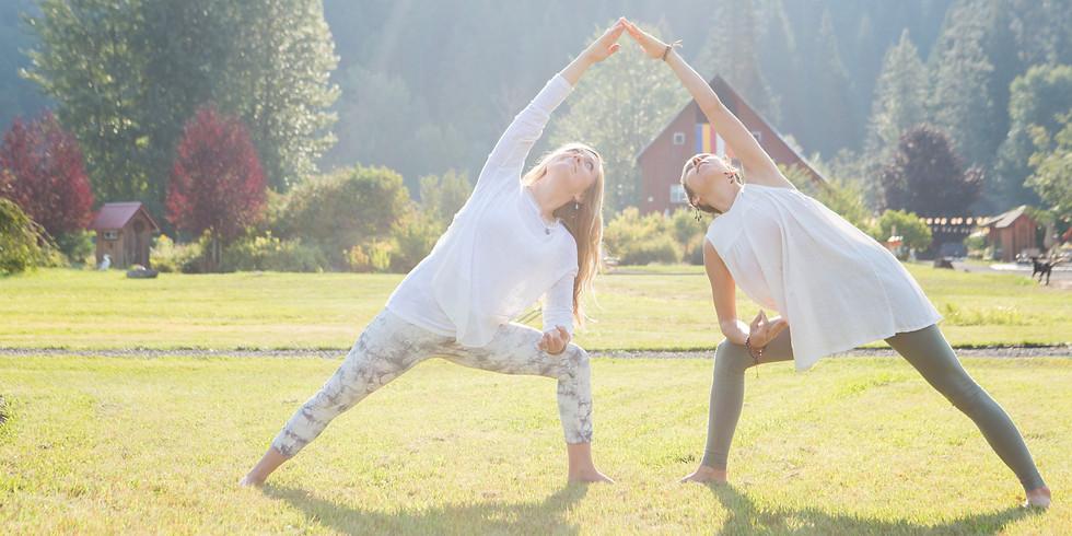 RYT 200 Yoga Teacher Training 2021