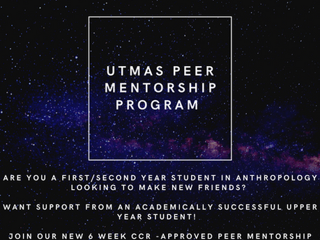 UTMAS 2021 Winter Mentorship Program
