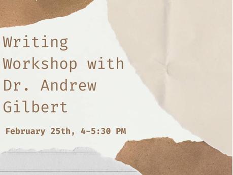 Workshops! Workshops!