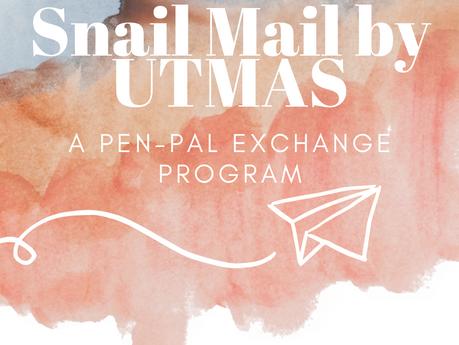 Snail Mail- A New Pen Pal Program