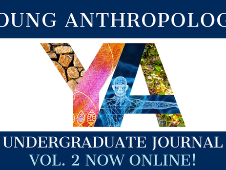 UTM Young Anthropology Journal at UTM launches 2nd Volume!