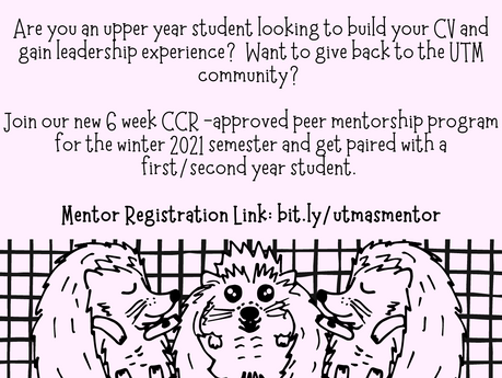 A Call for Student Leaders!