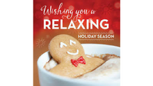 Relaxing Tips for the Holidays
