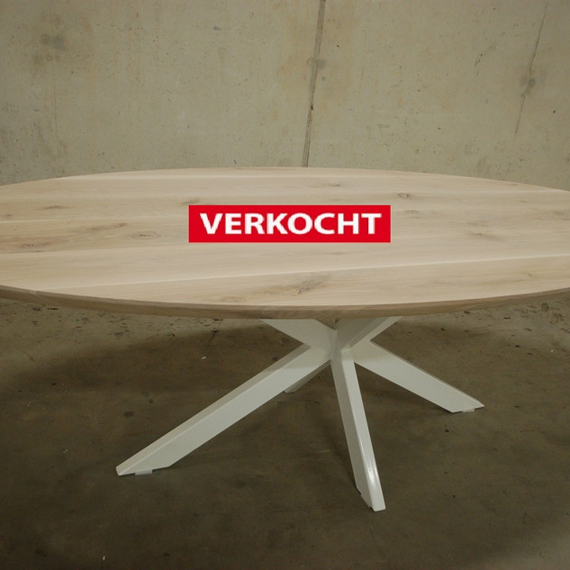 Ovale tafel Vision