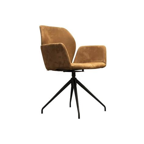 Mobitec-mood-95-stoel velvet stof