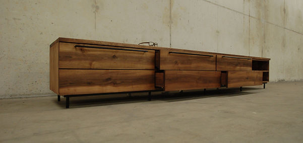 custom made design walnut Kabana design.
