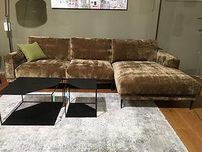 Lara zitbank met divan