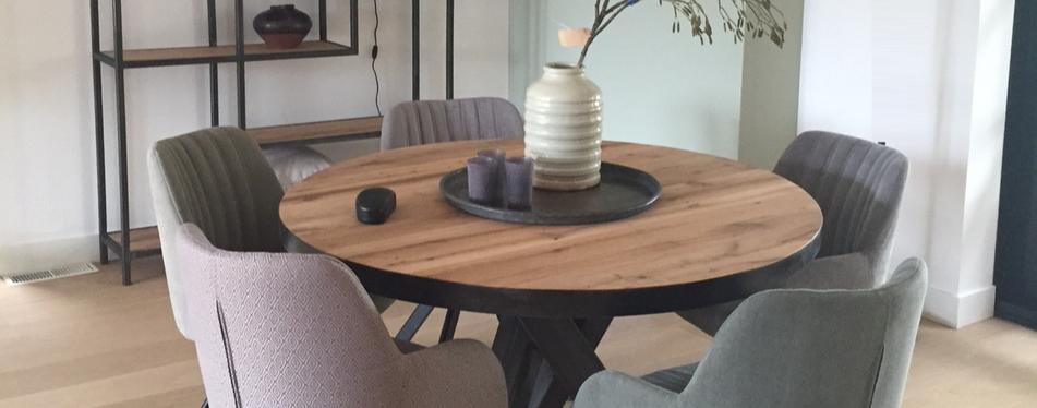 Ronde tafel oud eiken hout ijzer_edited.