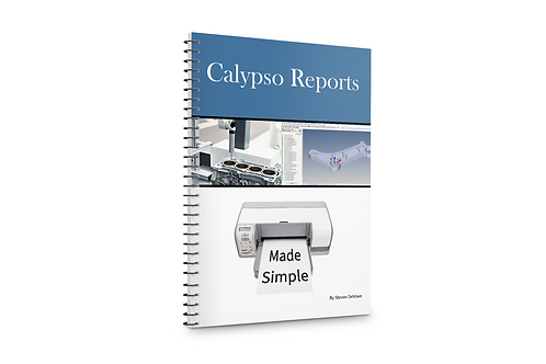 Calypso Reports Made Simple (eBook)