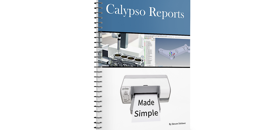 Calypso Reports Made Simple (eBook)