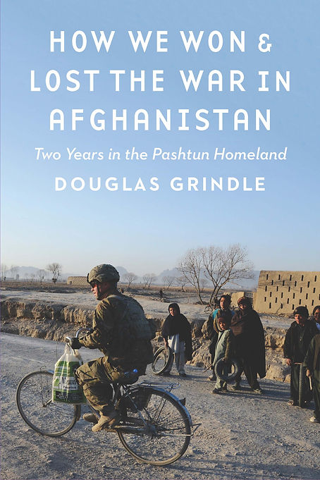 Book Cover, US Soldier and Afghan Children