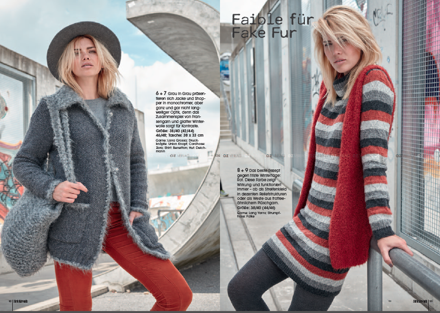 Stricktrends Winter 2016
