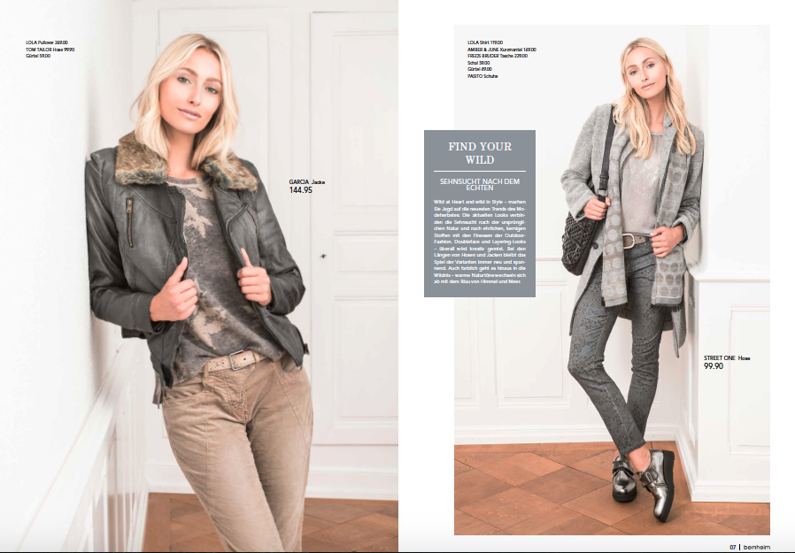 Bernheim Kundenmagazin