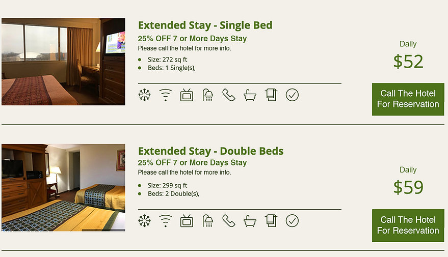 Charlotte Extended Stay