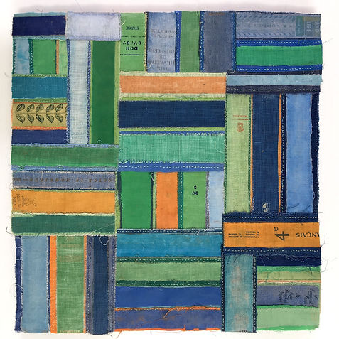 Loose Ends Quilt #3