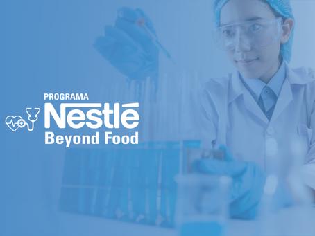 Desafios Nestlé Beyond Food