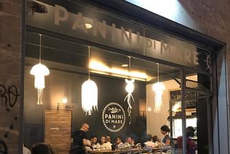 Panini di Mare パニーニ ディ マーレ