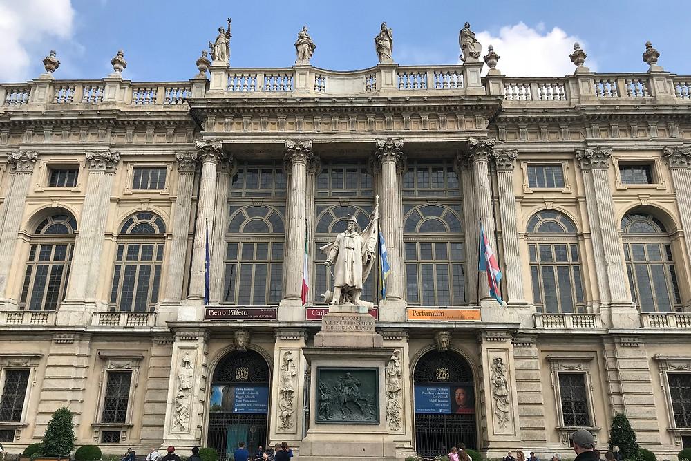 マダマ宮殿 Torino トリノ