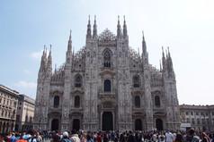 Duomo di Milano ミラノ ドゥオーモ