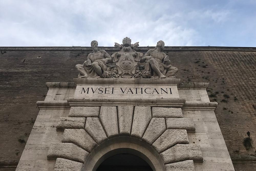 ヴァチカン美術館 Roma ローマ